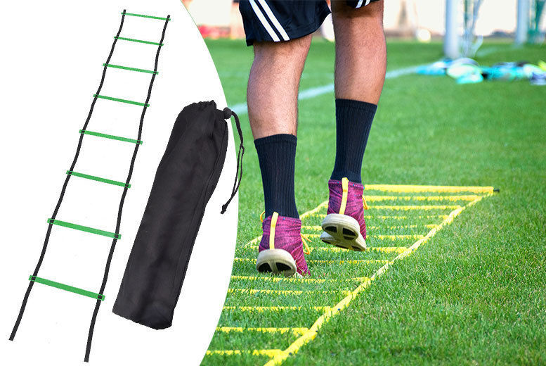 4-Metre Fitness & Agility Ladder for £4.99