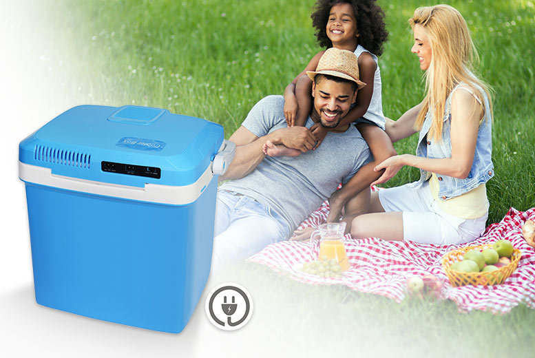 26L Hot & Cold Electric Coolbox from £36