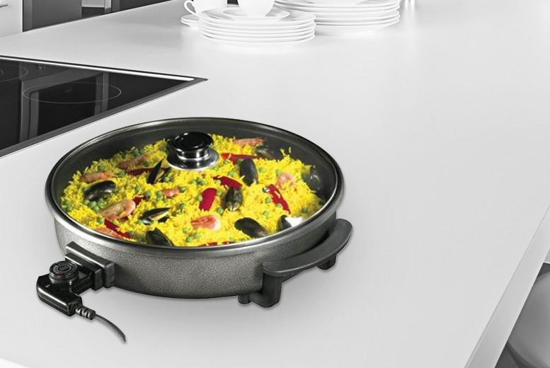 Large 1500W Multicooker for £14
