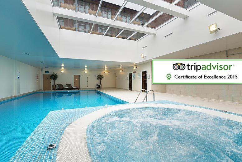 From £139 (at The Oxfordshire Golf Club and Spa) for an overnight spa or golf break including breakfast, or £219 for a two-night break - save up to 40%