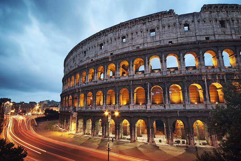 From £79pp (from Tour Center) for a two-night Rome break including return flights from London or Manchester and walking tour, from £99pp for three nights - save up to 34%