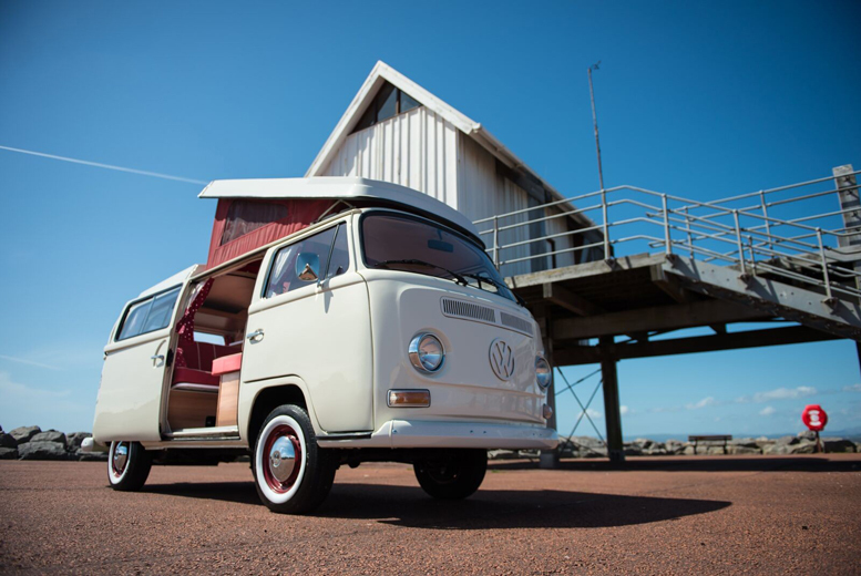 Manchester: 3-4nt Retro VW Campervan Hire from £149