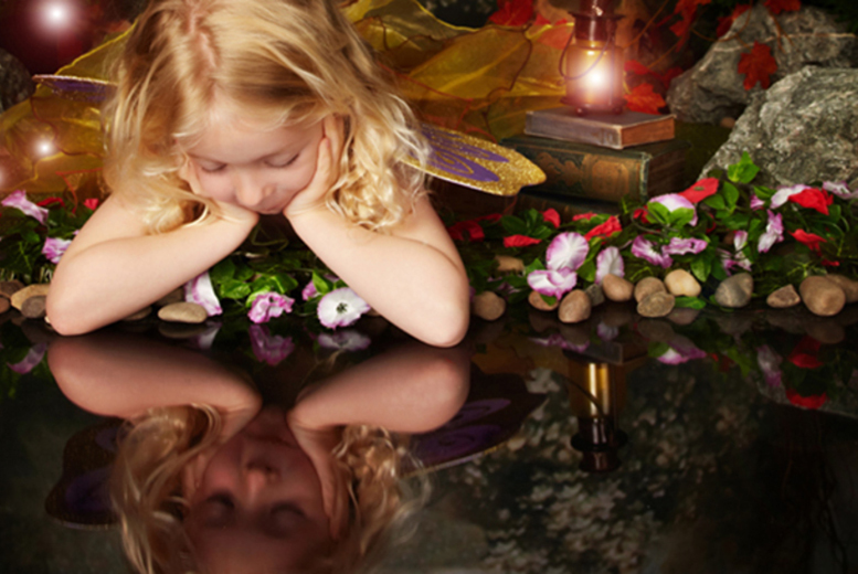 Birmingham: Kids' Fairyland Photoshoot for up to 6 – 3 Locations! for £9