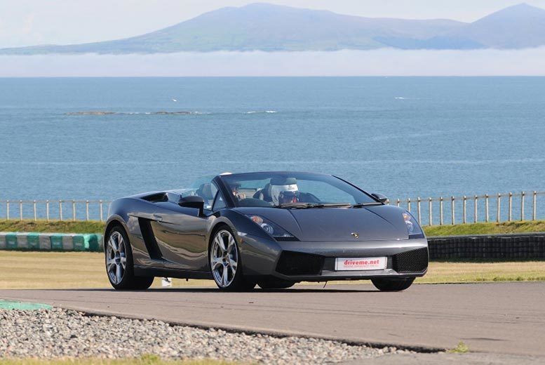 Birmingham: Half Day Supercar Experience for 1 or 2 @ DriveMe, Stafford from £59