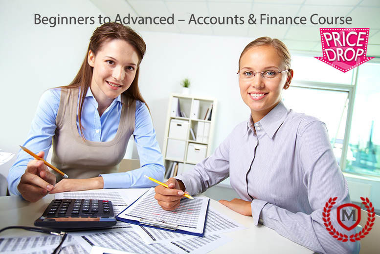 Accounts and Finance Course for £19