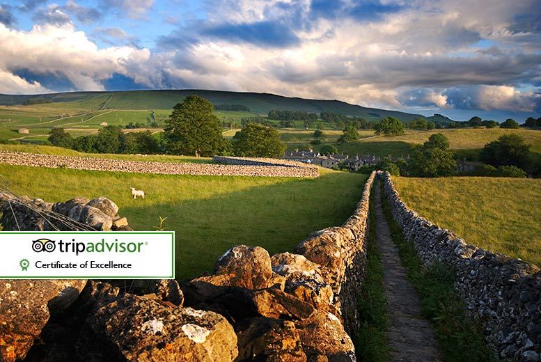 Leeds: 2nt North Yorkshire Break, B'fast & Dinner for 2 @ The Black Swan from £129