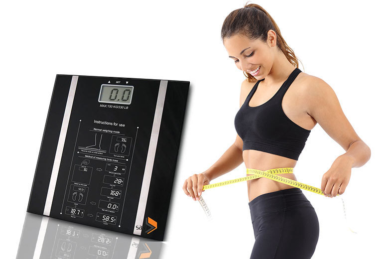 The Best Deal Guide - Digital Body Fat and BMI Analysing Scales