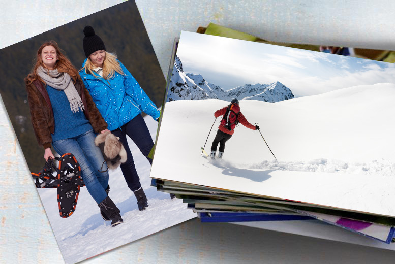 "£2 instead of £18 (from Snapfish) for 200 6"" x 4"" photo prints - save a picture-perfect 89%"