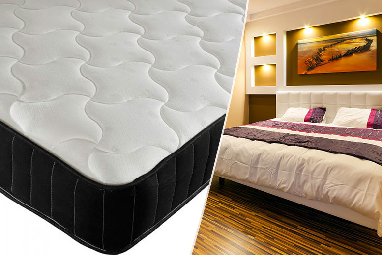 £79 instead of £389.01 (from Fabiano Furniture) for a luxury double spring and memory foam mattress, £89 for a king size - save up to 80%