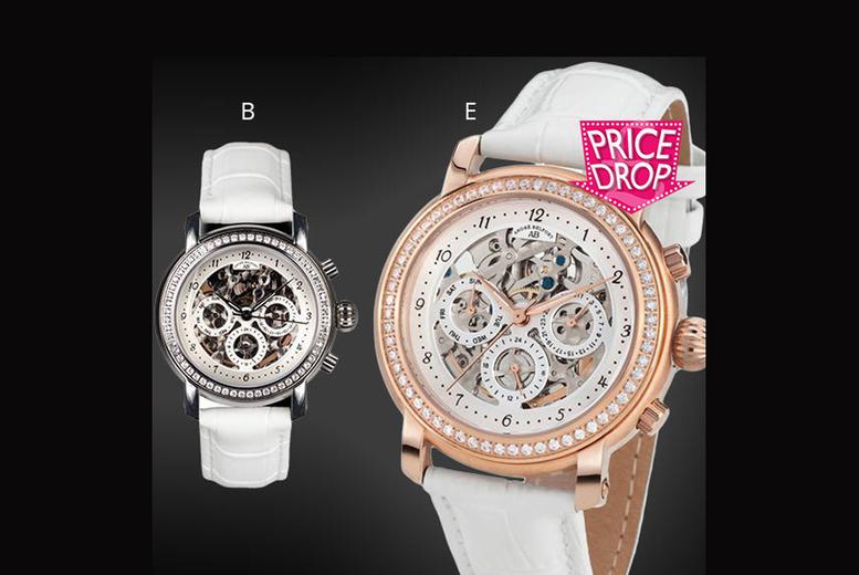 Ladies Andre Belfort Intemporelle Watches - 7 designs!