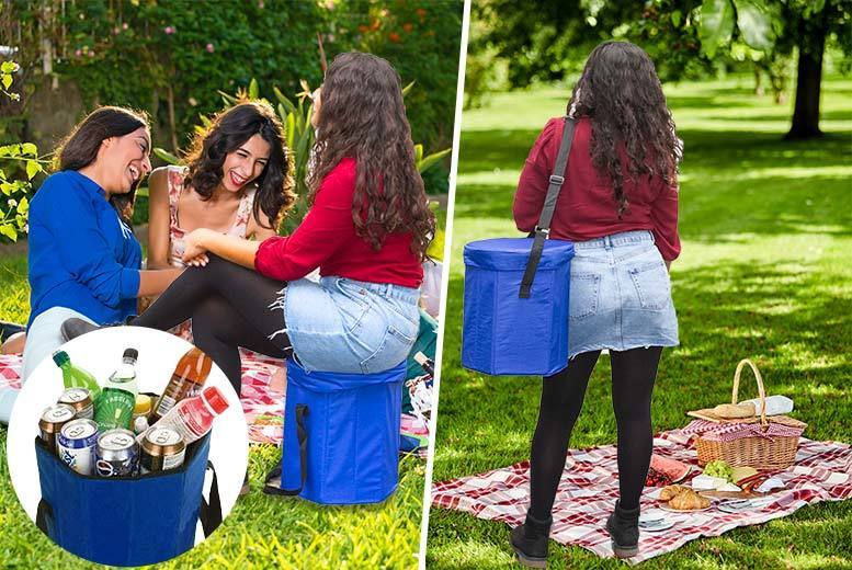 3-In-1 Cooler Seat from £9.99