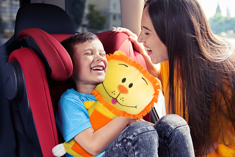 Seat Belt Buddy – 3 Characters! for £6.99