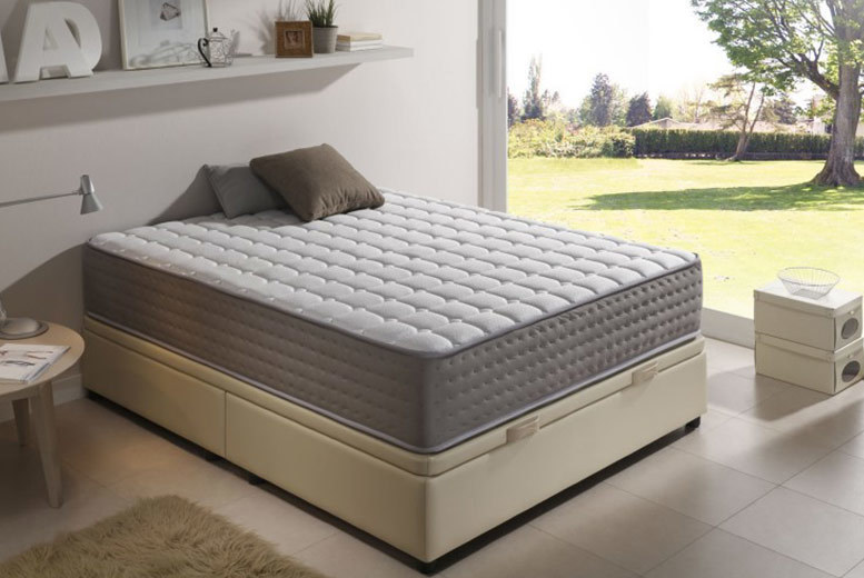 BioPure Memory Foam Mattress with Included Graphene Pillow