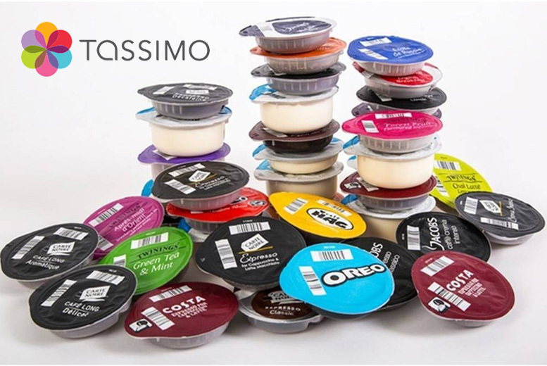 Tassimo Variety Pack – 36 Flavours! for £17.99
