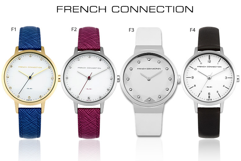 FCUK Watch - 10 Designs!