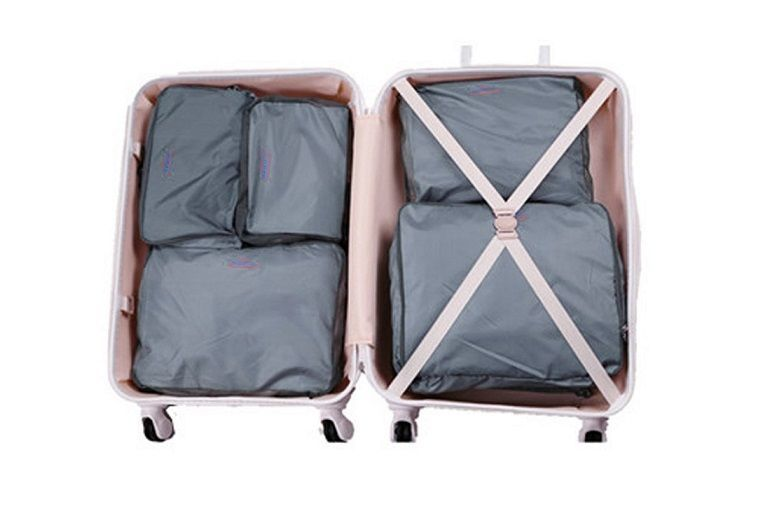 5pc Luggage Organiser for £5.99