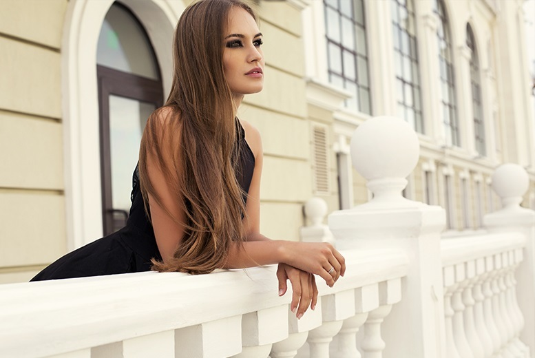 £42 instead of up to £195 for a Brazilian Blowout® keratin blow dry at Chez Stephan, Putney - save 78%