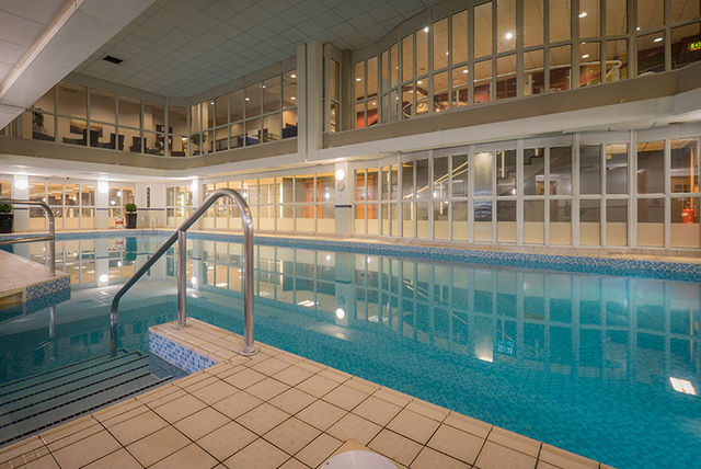Champagne Afternoon Tea Leisure Access For 2 Hilton Sheffield Hotel