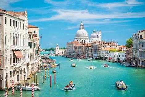 From £129pp (with Tour Center) for a 4-night 4* Venice and Florence break with return flights, train transfers and boat tour, from £219pp for 6 nights - save up to 38%