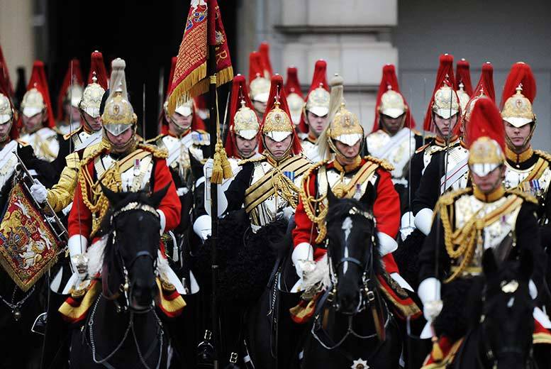 Household Cavalry Museum for 2