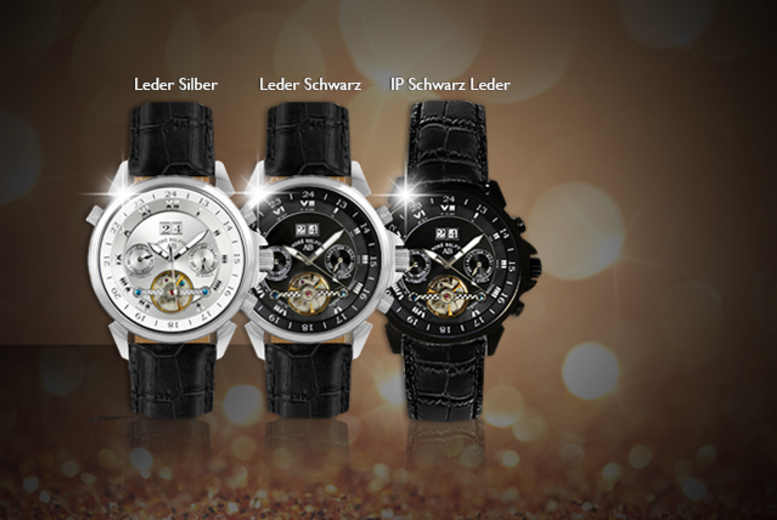 £199 (from Kendor Van Noah) for an André Belfort Étoile Polaire watch + DELIVERY INCLUDED - choose from 10 designs and save up to 83%