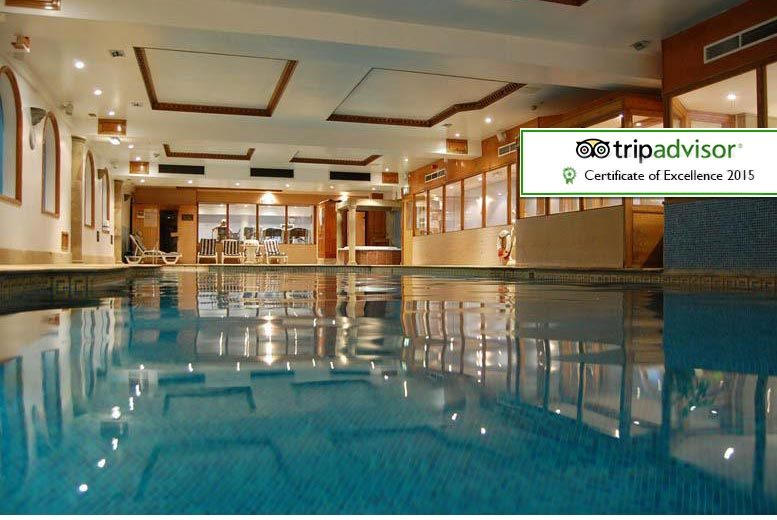 £129 (at Washington Central Hotel) for a 4* two-night Cumbrian break for two including spa and gym facilities, cocktails and canapés, £159 for three nights - save up to 55%