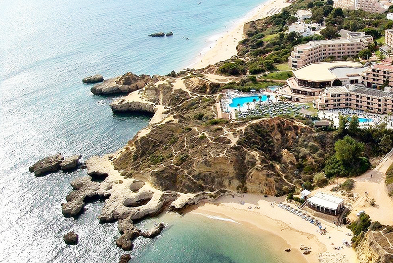From £129pp (from Cheap Cost Holidays) for a three-night Algarve holiday including flights, £199pp for five nights, or £249pp for seven nights - save up to 24%