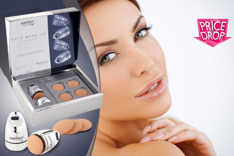 £16 instead of £89.99 (from SkinPep) for a professional auto makeup applicator - save 82%