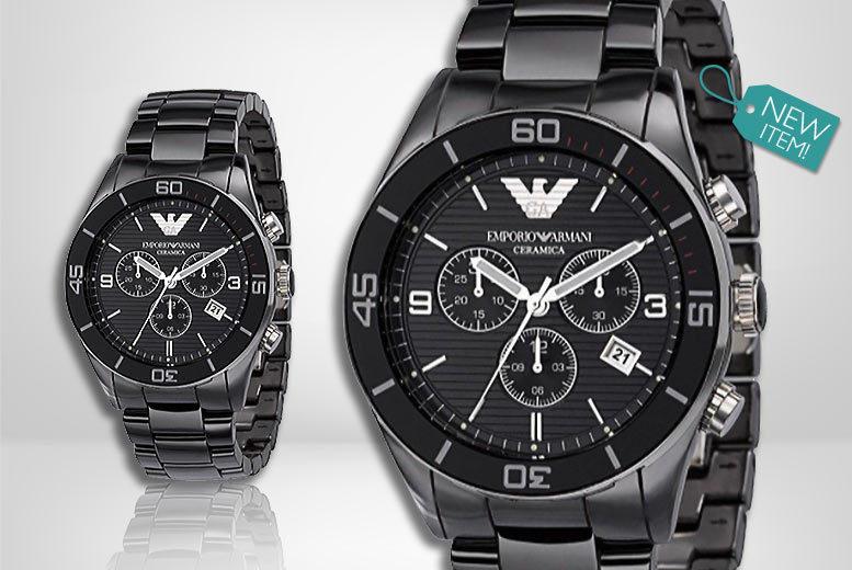 Men's Emporio Armani Luxury AR1421 Watch