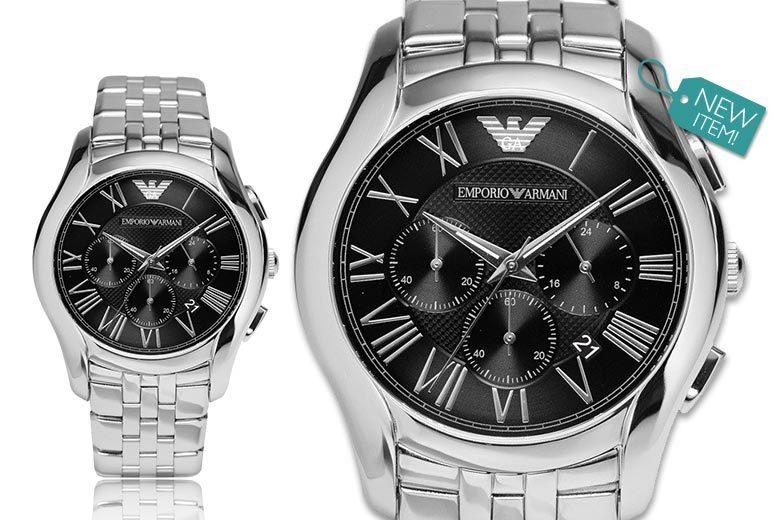 Men's AR1786 Classic Emporio Armani Chronograph Watch