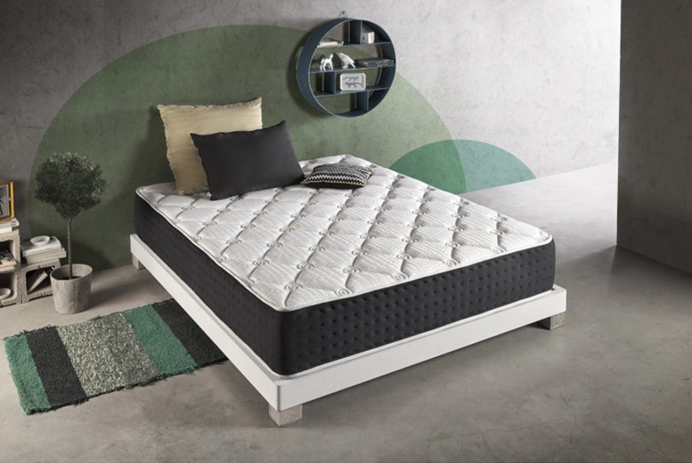 Extra-Thick 'Bio Extreme' Soft-Touch Memory Mattress