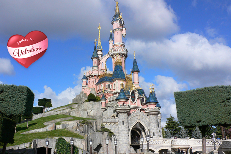 From £99 for a ticket for a Disneyland® Paris & Walt Disney Studios day trip including ride entry and return coach - save up to 38%