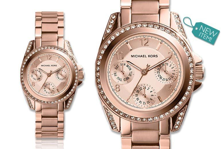 Michael Kors Ladies' Mini Blair Watch