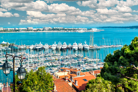 From £119pp (with Cheap Cost Holidays) for a two-night 4* Cannes break with breakfast and return flights, from £159pp for three nights - save up to 30%