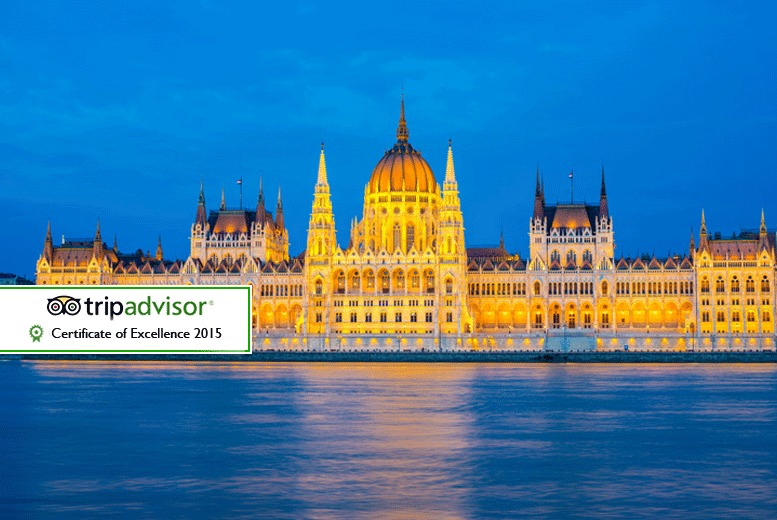 2nt Budapest Escape and Flights