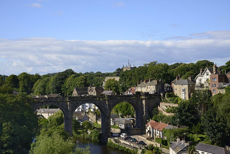 £59 (at The Cairn Hotel) for a Harrogate stay for two people  including breakfast, £79 to include dinner, £109 for two nights, £139 to include dinner - save up to 54%