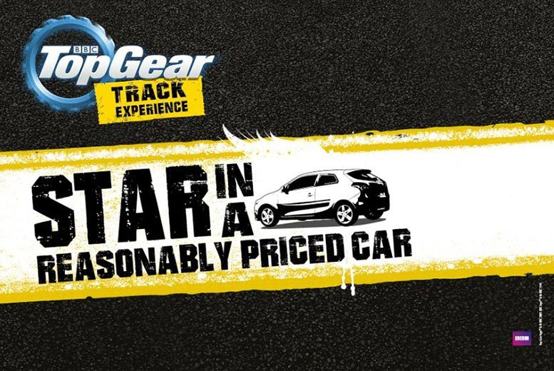 £85 for a BBC Top Gear 'Star in a Reasonably Priced Car' short circuit experience, £175 for full track experience with Top Gear Track Experience!