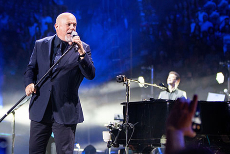 £139pp (with Omega Holidays) for a ticket to see Billy Joel at Wembley Arena including an overnight stay and breakfast at the Thistle Euston
