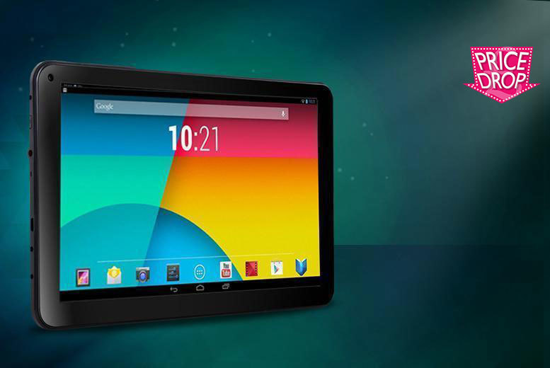 """£45 instead of £249.99 (from Chimp Electronics) for a 9"""" quad core 8GB Android tablet - save 82%"""