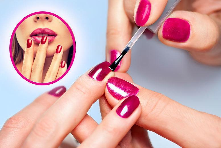 £29 instead of £199 for an accredited online gel manicure and nail art course from Trendimi - save 85%
