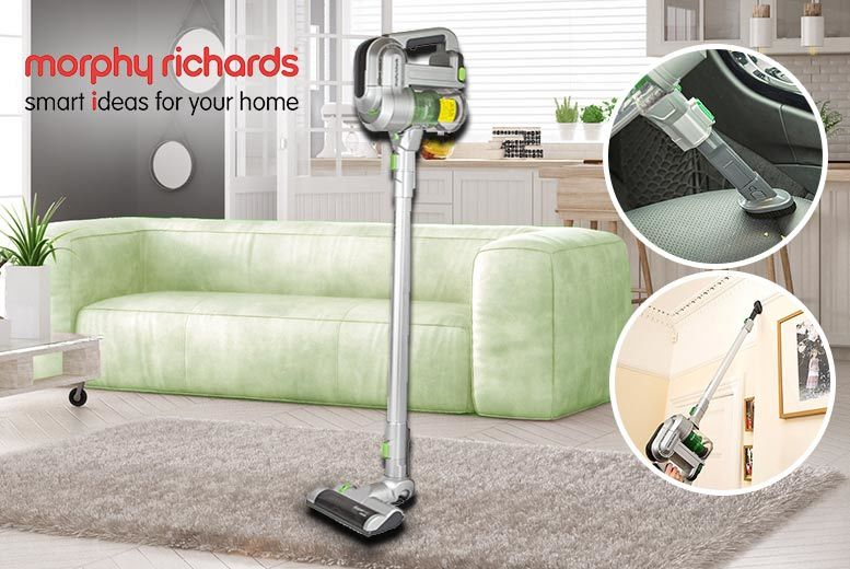 Morphy Richards Cordless 2-in-1 Supervac 731006