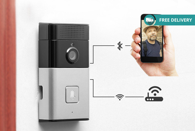 Wireless HD Smart Video Doorbell for £69