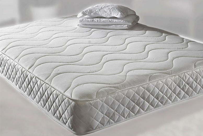 Cool Blue Gel Memory Foam Mattress