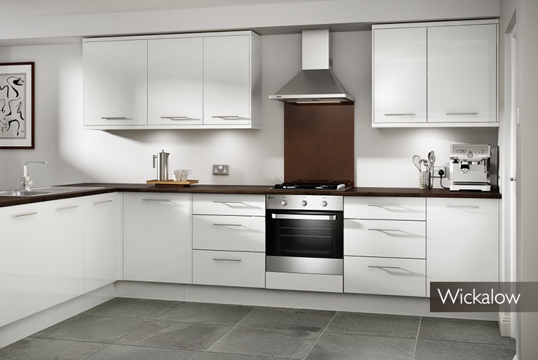 From £995 instead of up to £3695 (from Lush Living) for a complete luxury kitchen, including units, door and worktops - choose from three designs and save up to 73%