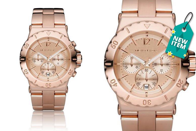 Michael Kors MK5314 Dylan Chronograph Rose Watch