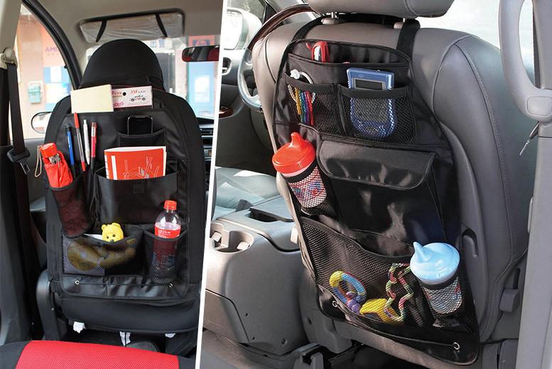 Car Back Seat Organiser for £4.99