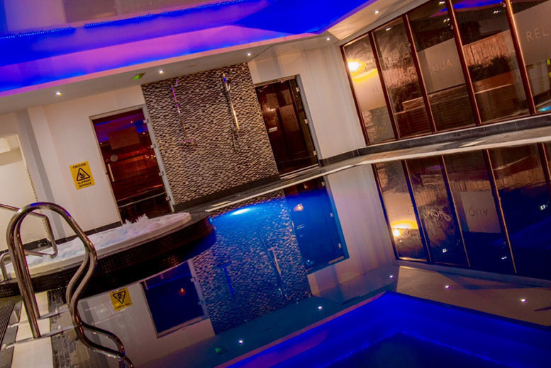 Ramada Park Hall Hotel Spa Day and 2 Treatments for 1 or 2