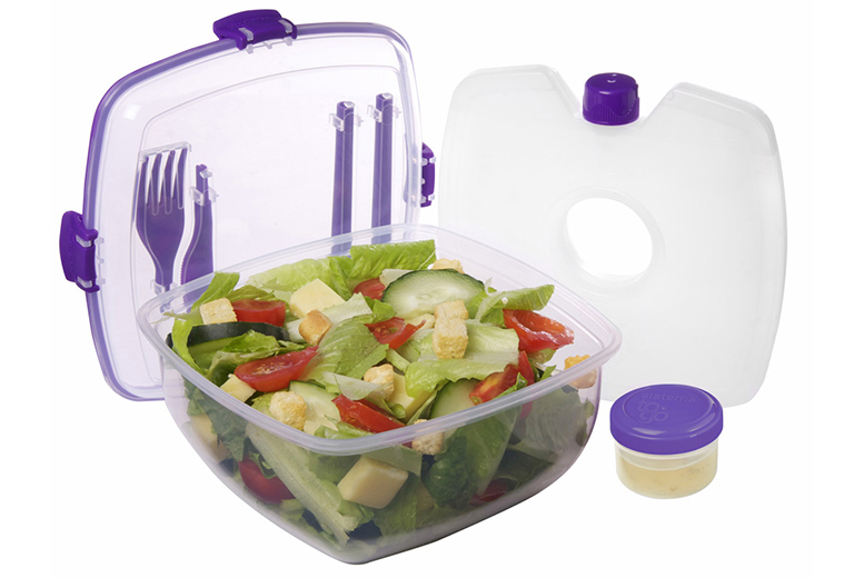 Sistema To-Go Food Container – 2 Designs! from £3.99