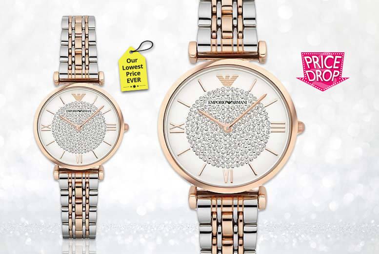 Ladies' Emporio Armani Watch