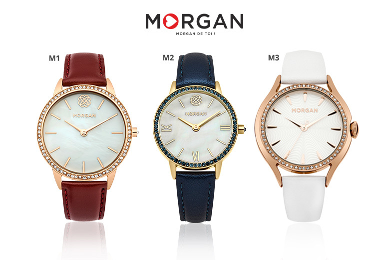 Morgan Watch - 10 Designs!
